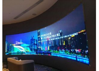 1920Hz Refresh Rate Indoor Led Video Wall P3 Constant Current IC Driving Mode